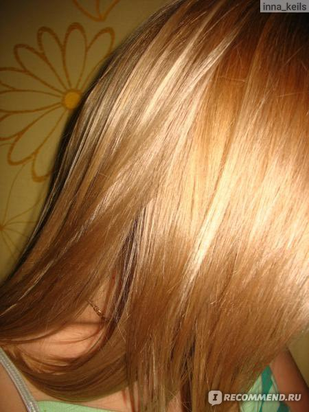 Тонирование волос без аммиака