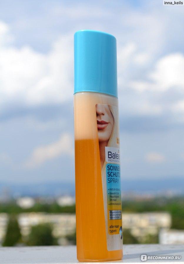 солнцезащитный спрей для волос Balea Sonnenschutz Spray что