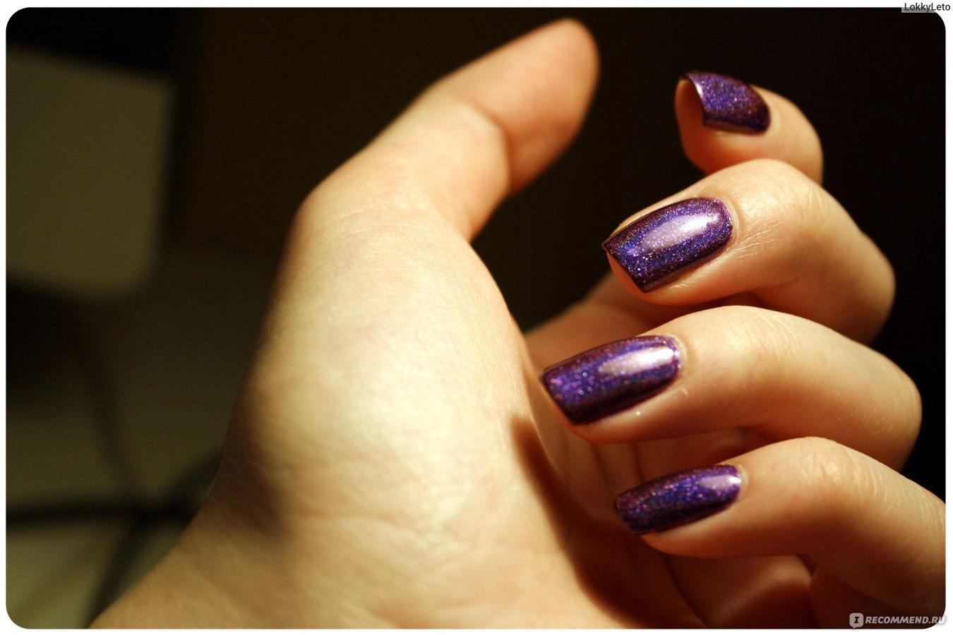 Голографик лак фото ногти