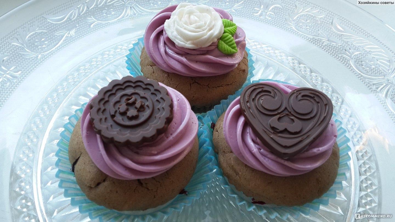 Как сделать цветной крем для торта