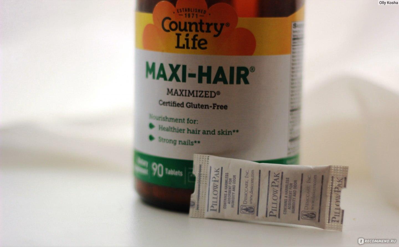 Витамины для волос от облысения