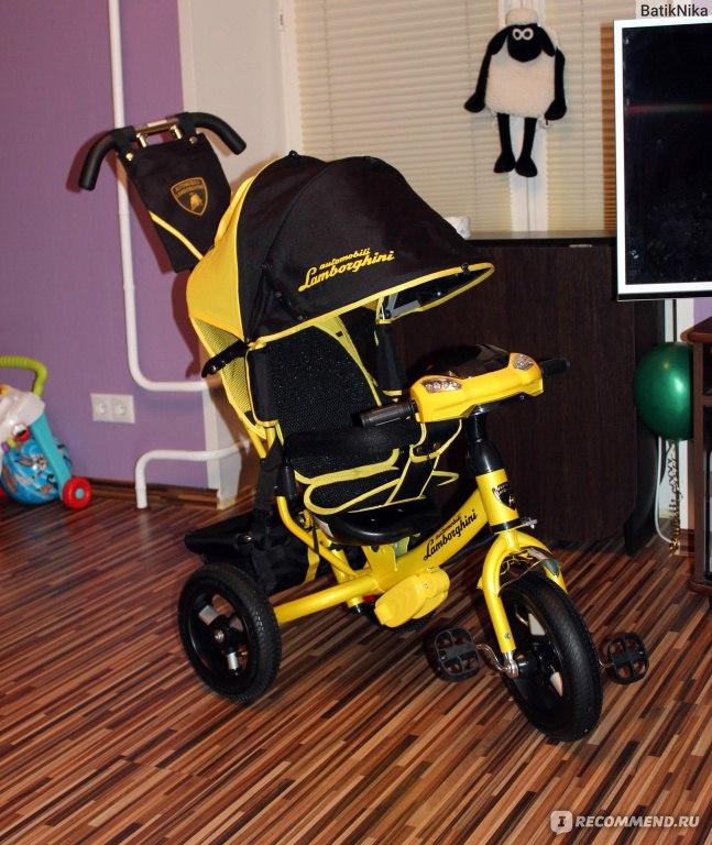 Детский Велосипед Ламборджини Инструкция По Сборке - фото 4