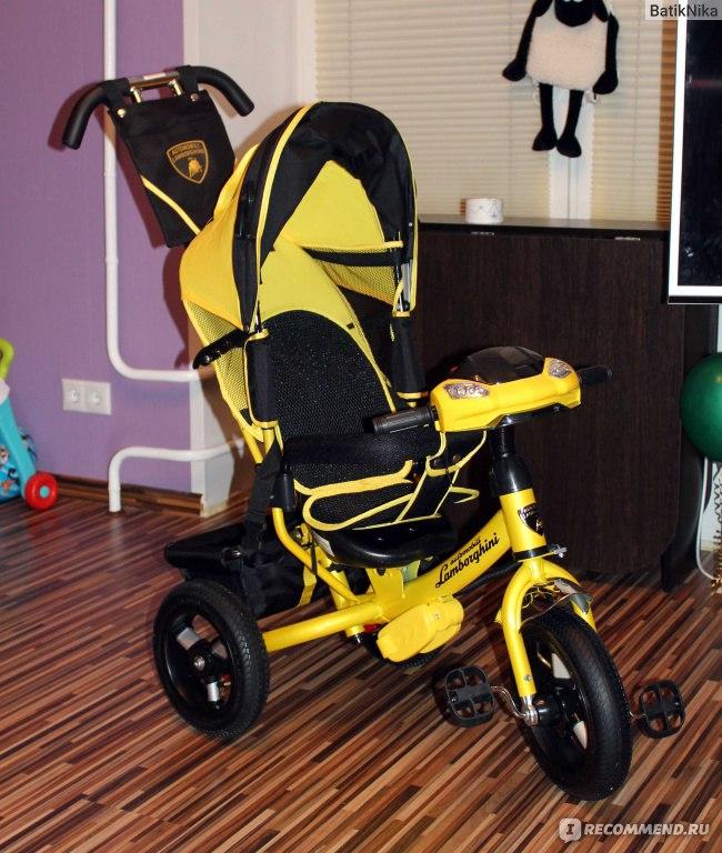 Детский Велосипед Ламборджини Инструкция По Сборке - фото 2