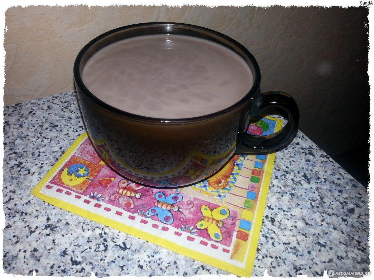 рецепт приготовления какао из какао порошка с молоком
