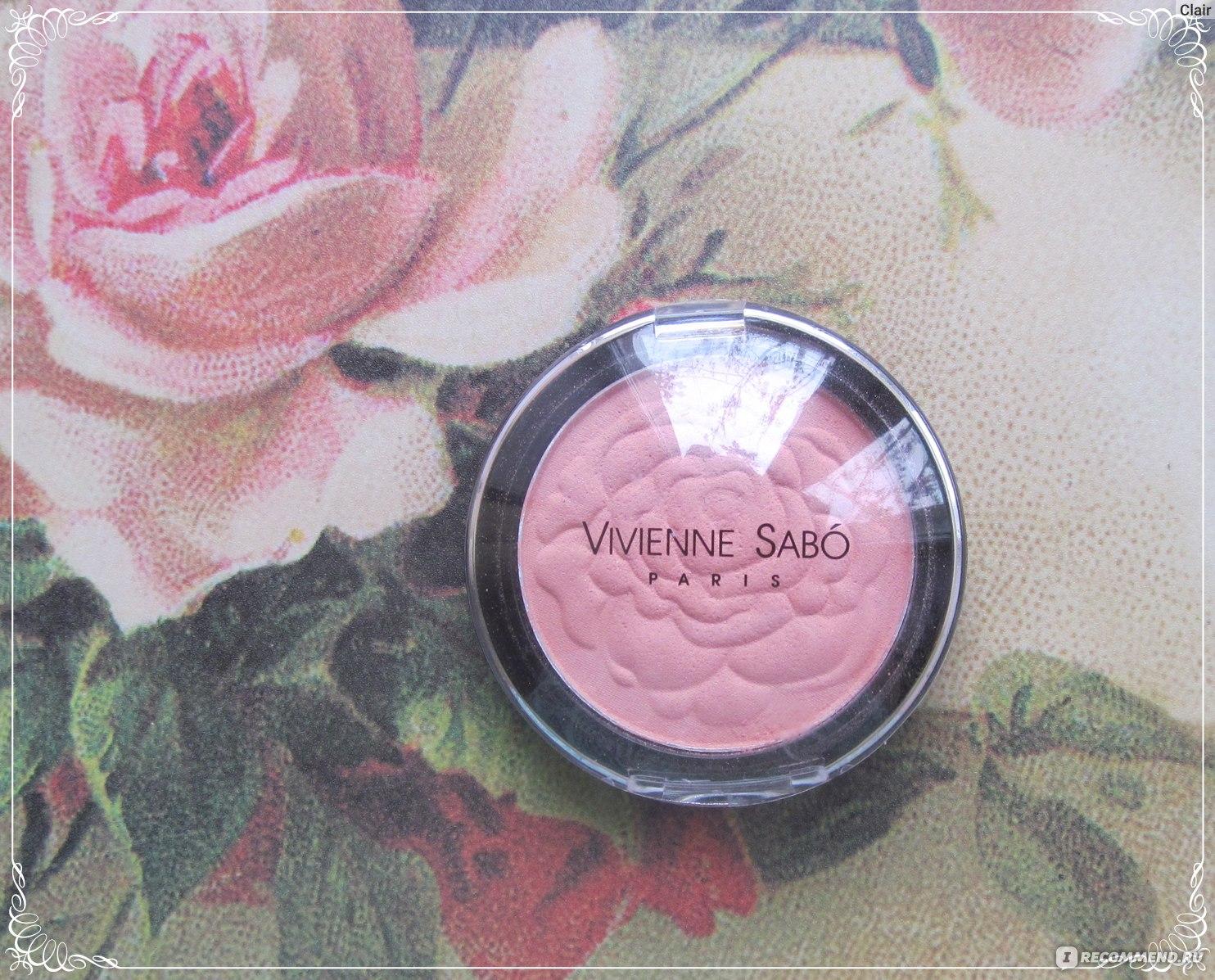 e65db336a Румяна Vivienne sabo Rose de Velours - «Естественность в моде, а ...