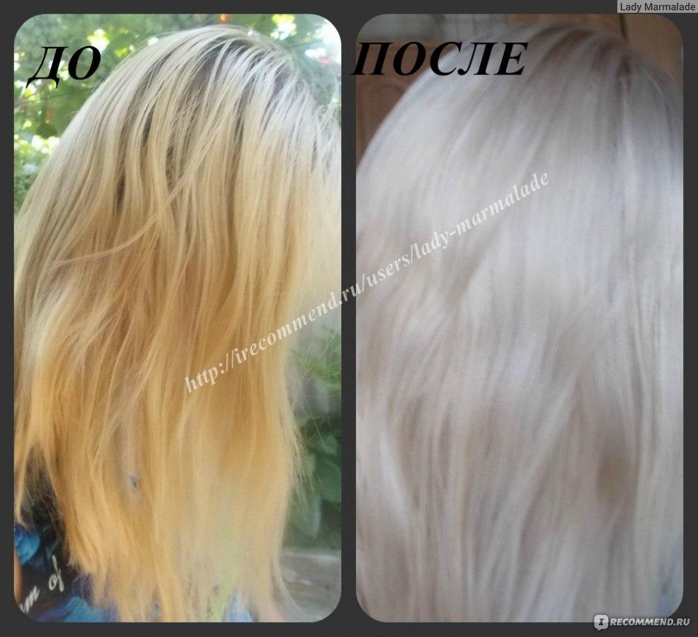 Эстель тонировка волос
