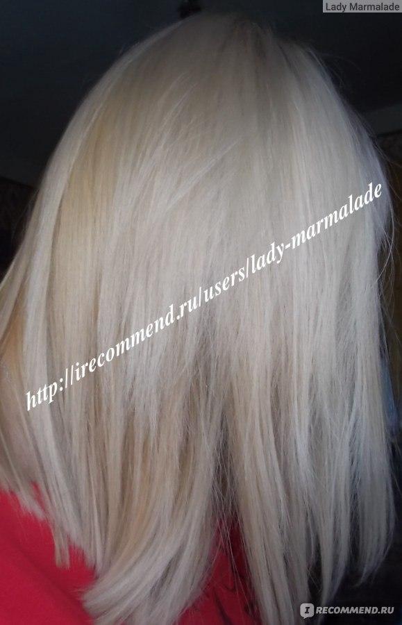 Все об уходе за осветленными волосами
