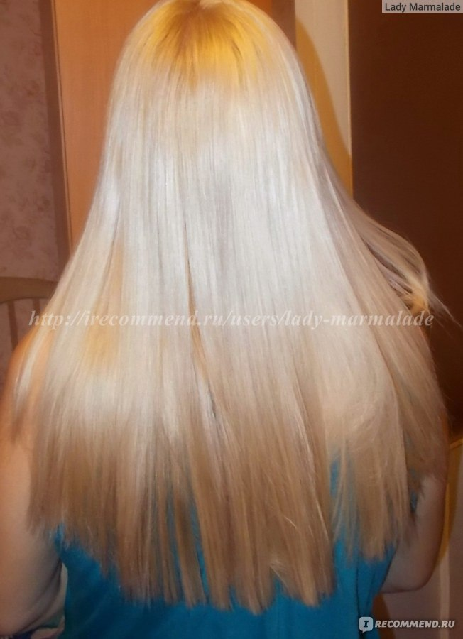 Как затонировать волос в домашних условиях