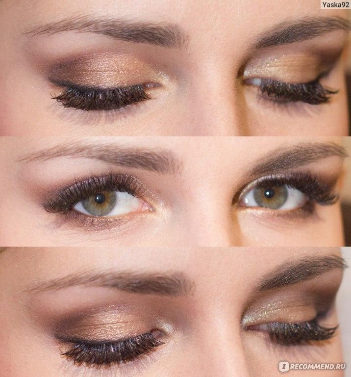 Как накрасить глаза красиво без теней