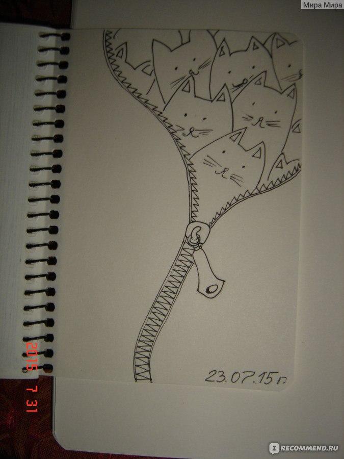 Тетрадь общая ПОЛОТНЯНО-ЗАВОДСКАЯ ФАБРИКА Элегантный горох клетка ВД-лак Ф. А4 80 л.