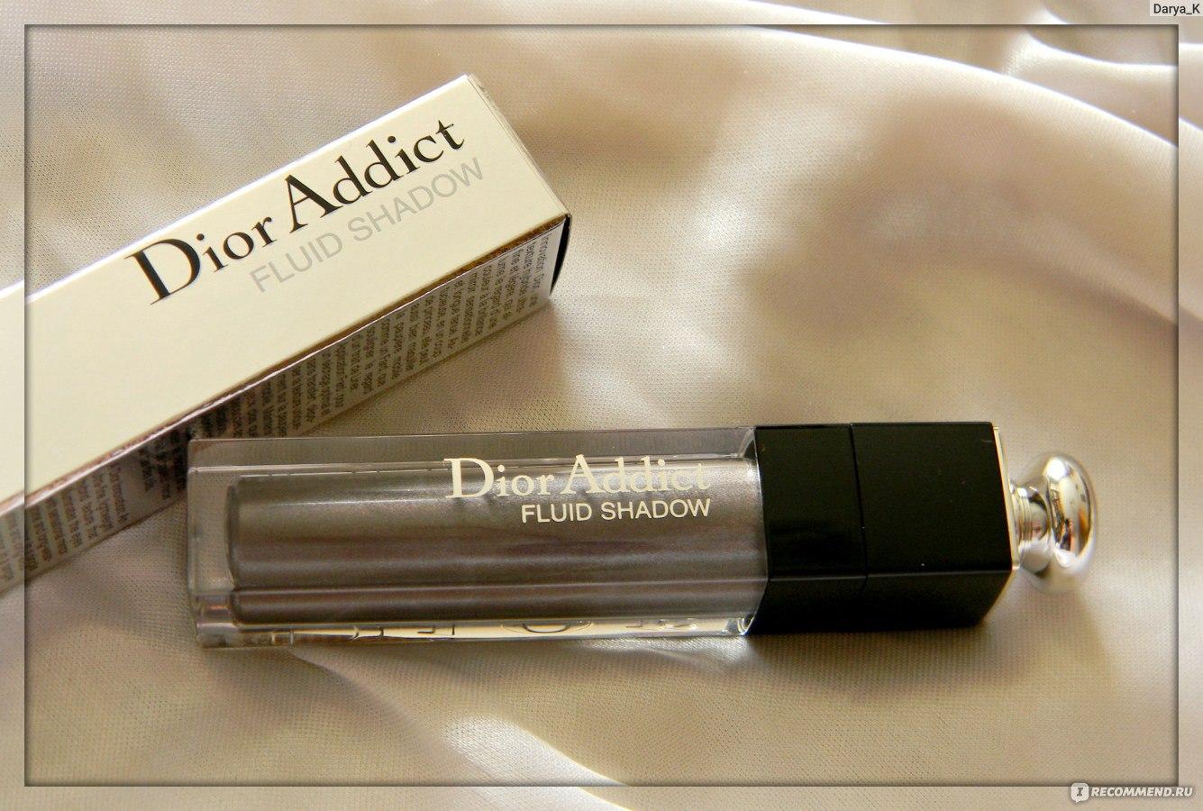 Тени для век Dior Addict Fluid Shadow - «Затмение на моих глазах ! С ... a3864d79d5d15