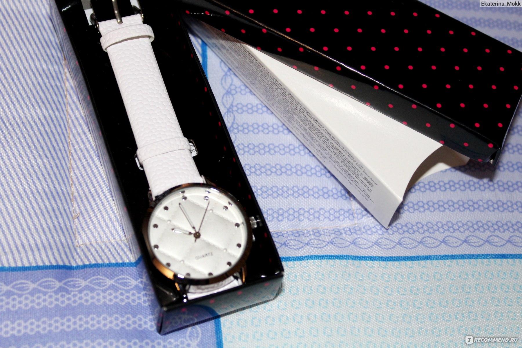 Часы от эйвон фото