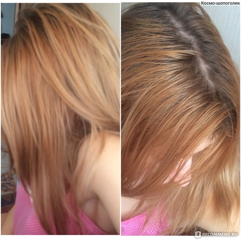 Как убрать пепельный оттенок с волос в домашних условиях 762