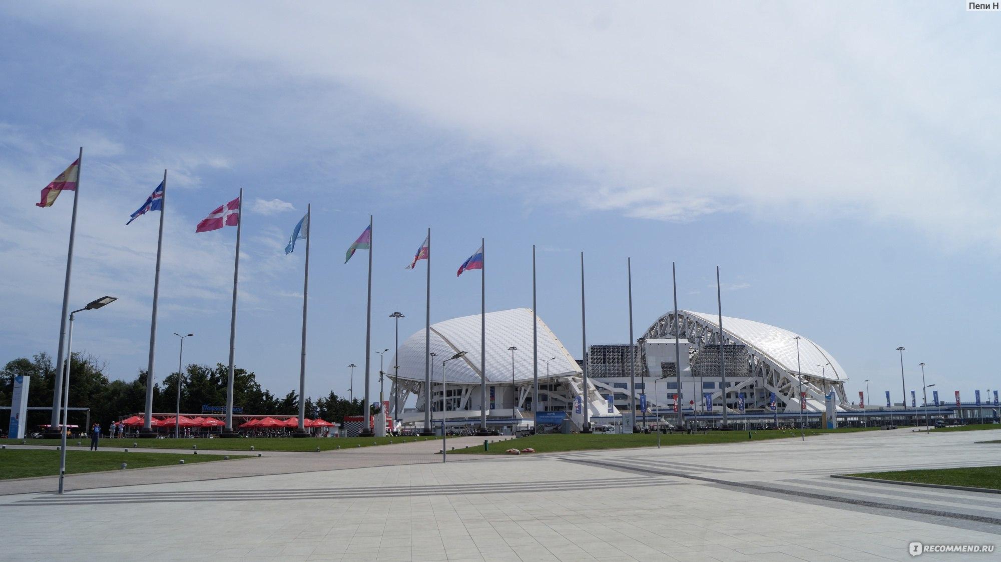олимпийский парк в сочи фото как добраться сфинктеров состоят гладких
