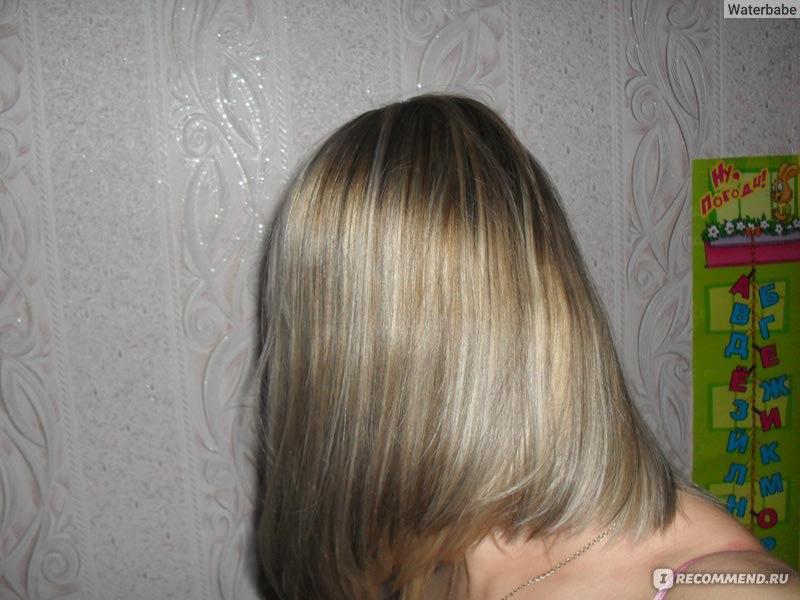 Как покрасить волосы чтобы они казались гуще