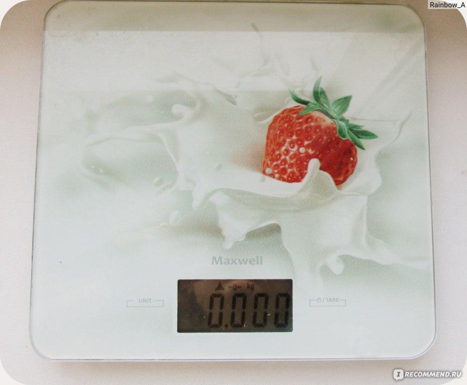 Весы Maxwell