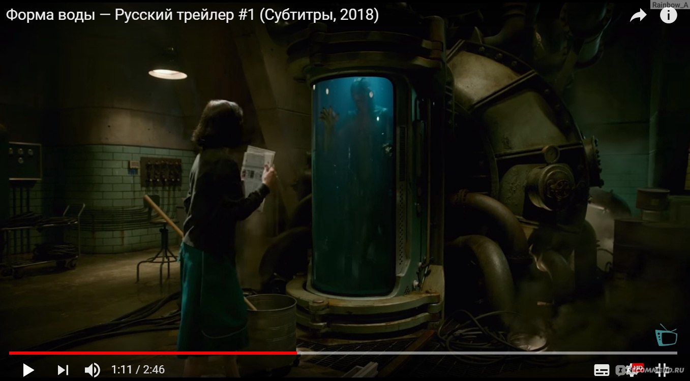 Фильмы в которых есть секс под водой