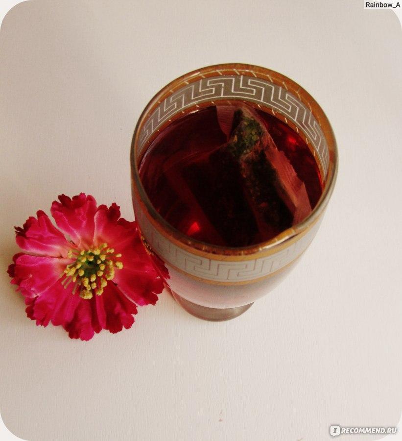 чай похудей состав