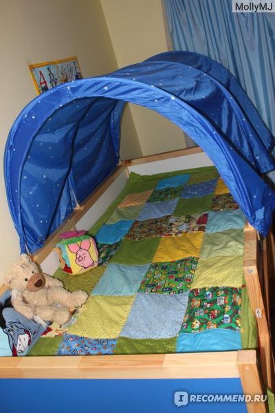 Полог на детскую кровать