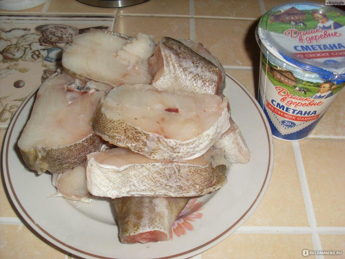 Стейк трески запеченный в фольге в духовке рецепт пошагово