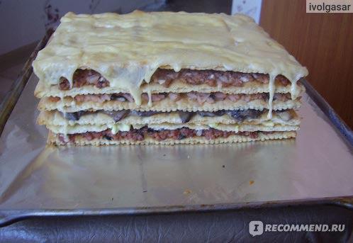 Торт из наполеон своими руками