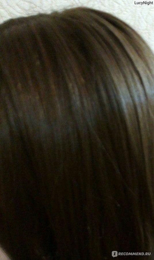 Мягкое тонирование на волосах