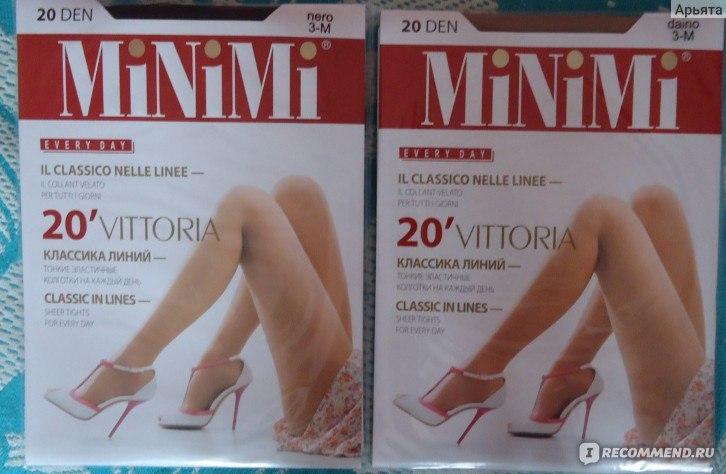 bd838a4b9d5b Колготки Minimi Vittoria 20 Den - «Ещё одни колготки, которые не ...