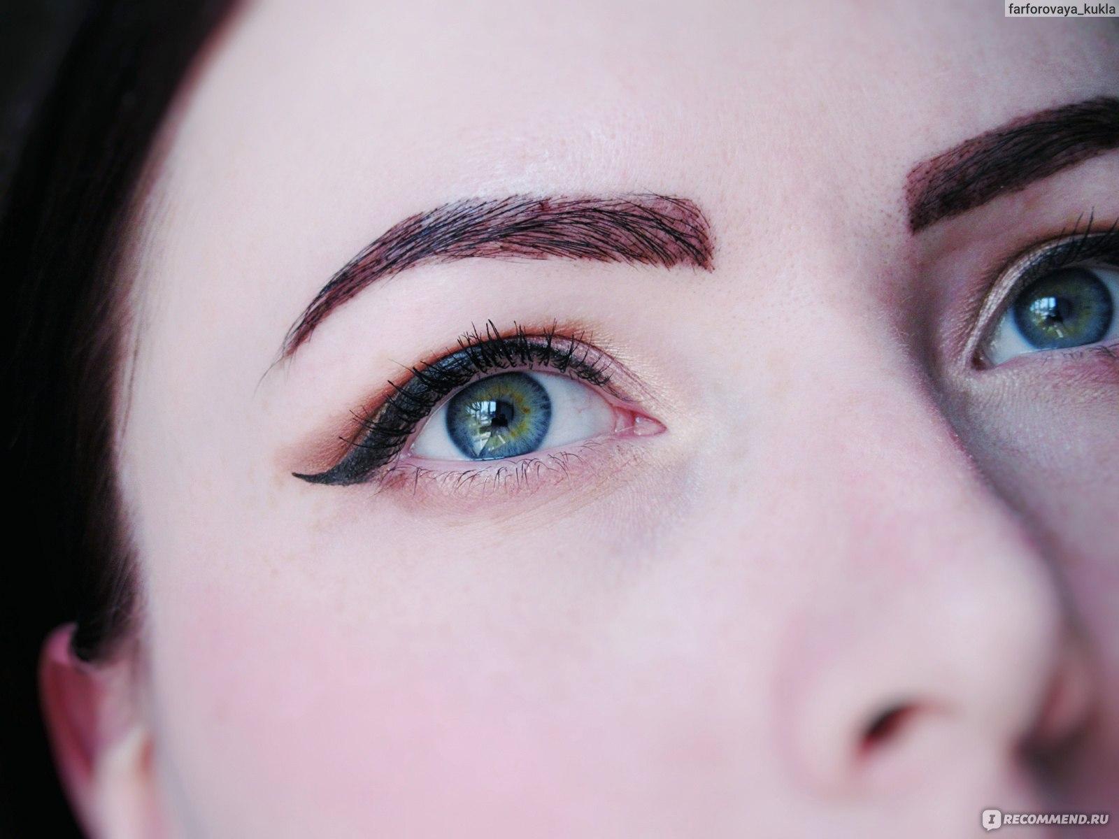 Стоит ли красить брови краской или хной в салоне