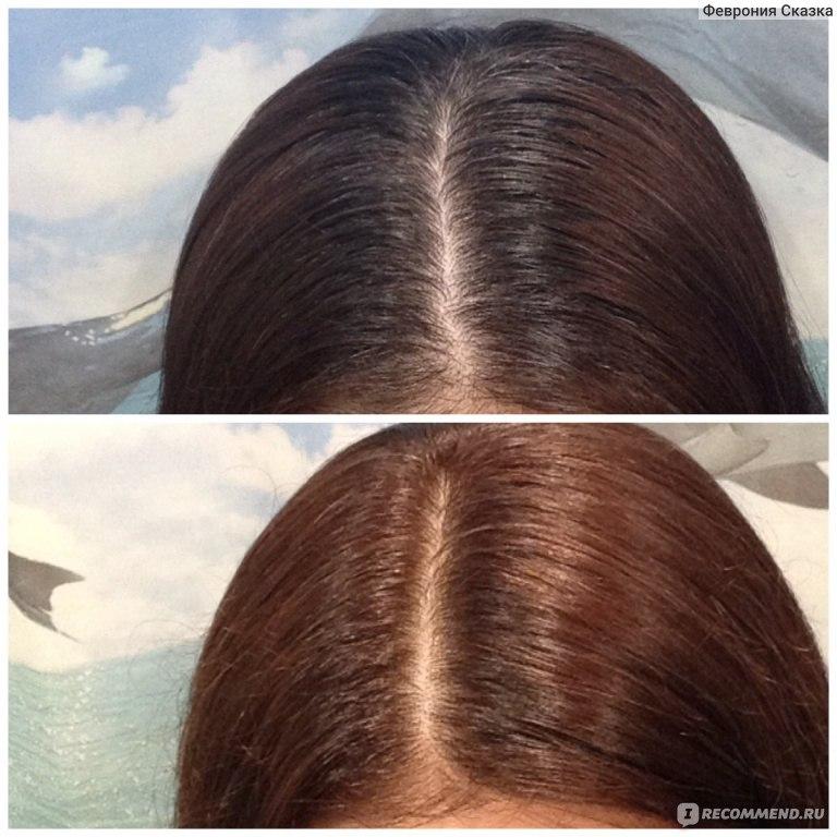 чем закрасить седину на темных волосах фото