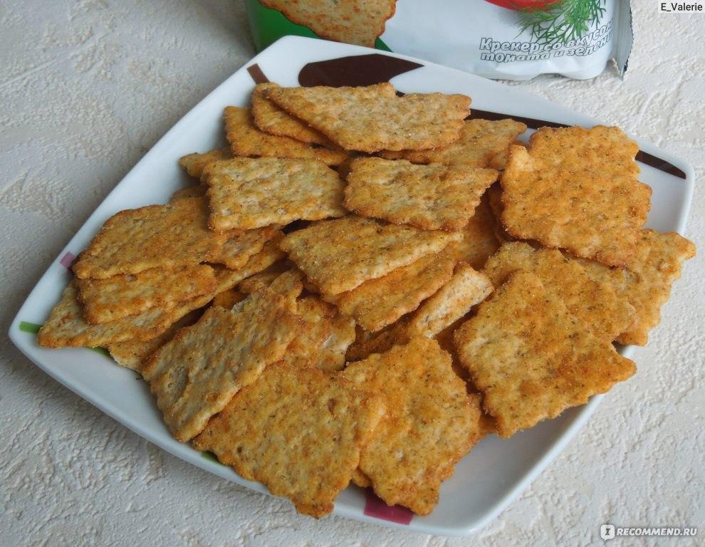 Как сделать крекеры солеными