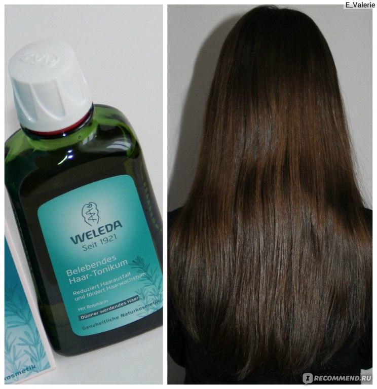 Укрепляющее средство для роста волос с розмарином веледа
