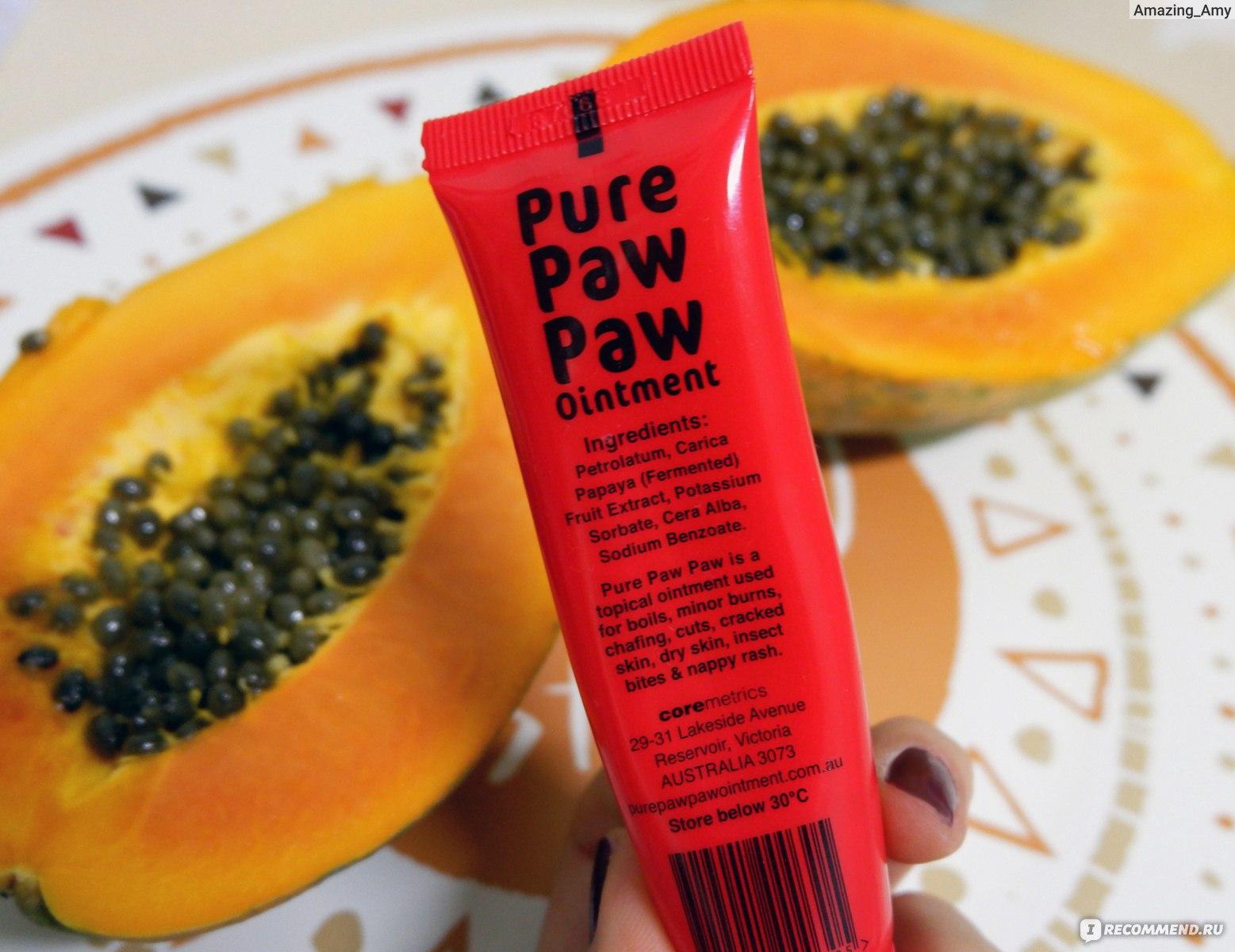 Pure Paw Ointment Original Pawpaw
