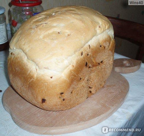 Вкусные рецепты выпечки хлеба в хлебопечке делонги