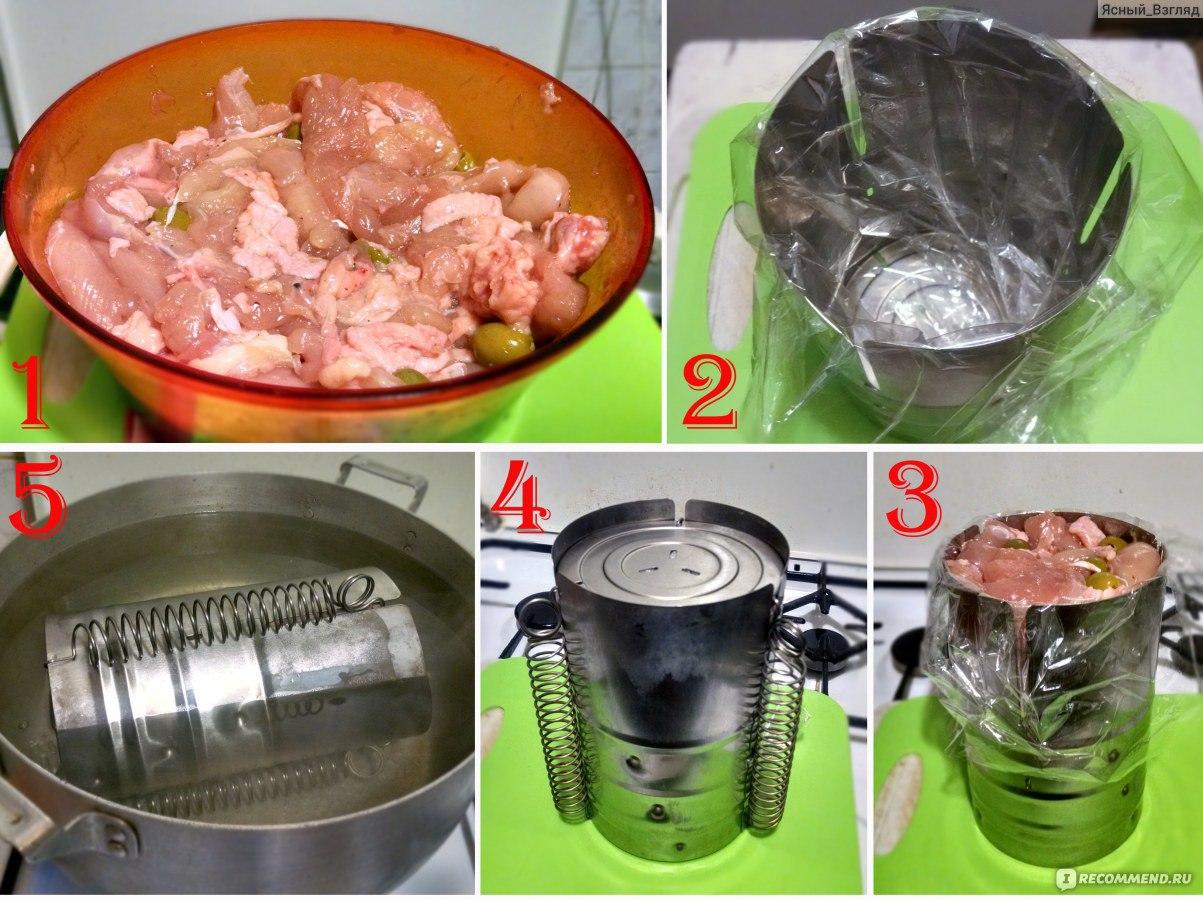 Рецепты для ветчинницы с фото. Как приготовить мясные