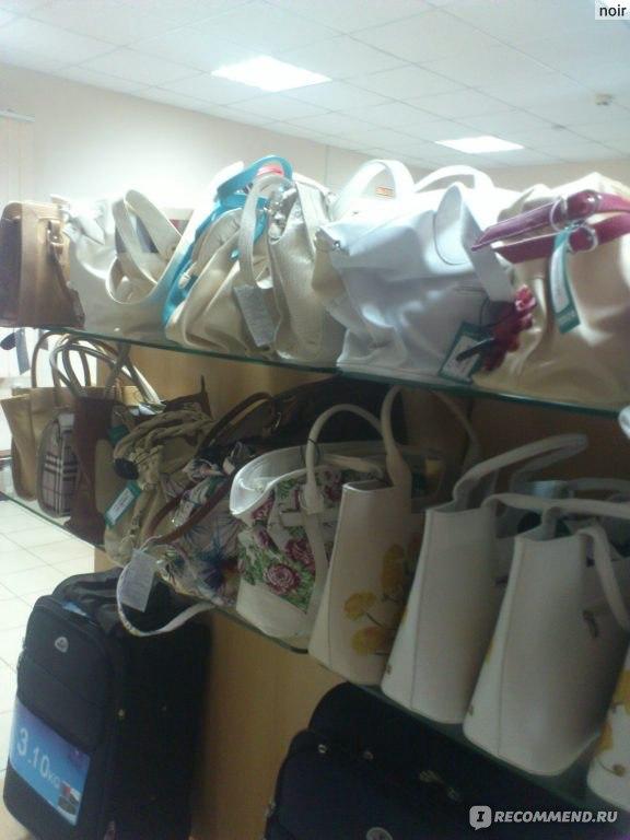 Магазины сумок в Пензе список с адресами на карте