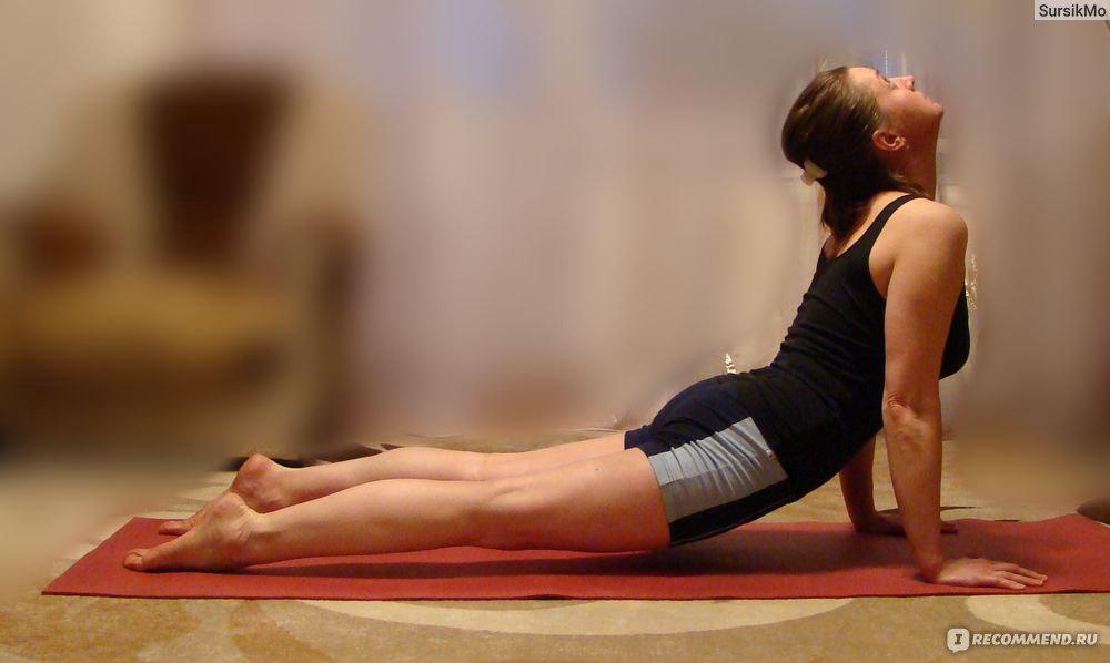 Йога центр похудения