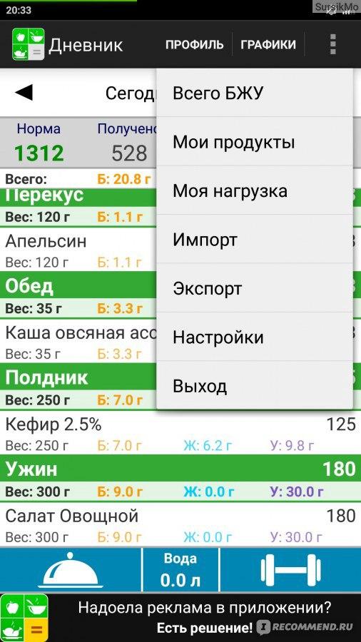 Счетчик Калорий Как Похудеть. Калькулятор калорий для похудения онлайн