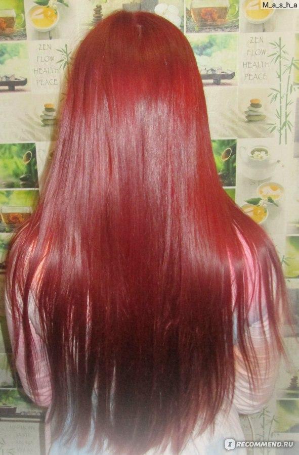 кусок шелка для волос