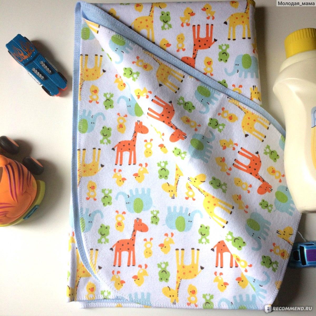 Постельное белье Антипамперс Непромокаемая двусторонняя пеленка - «И ... 5c4b3c4ff49