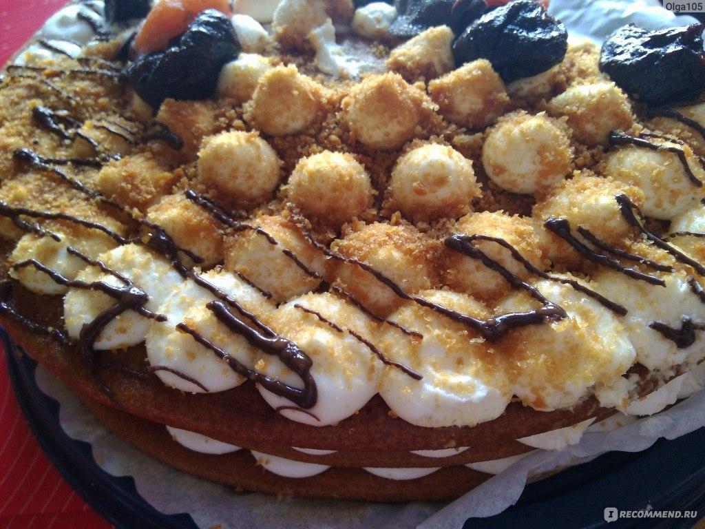 Север торт медовик