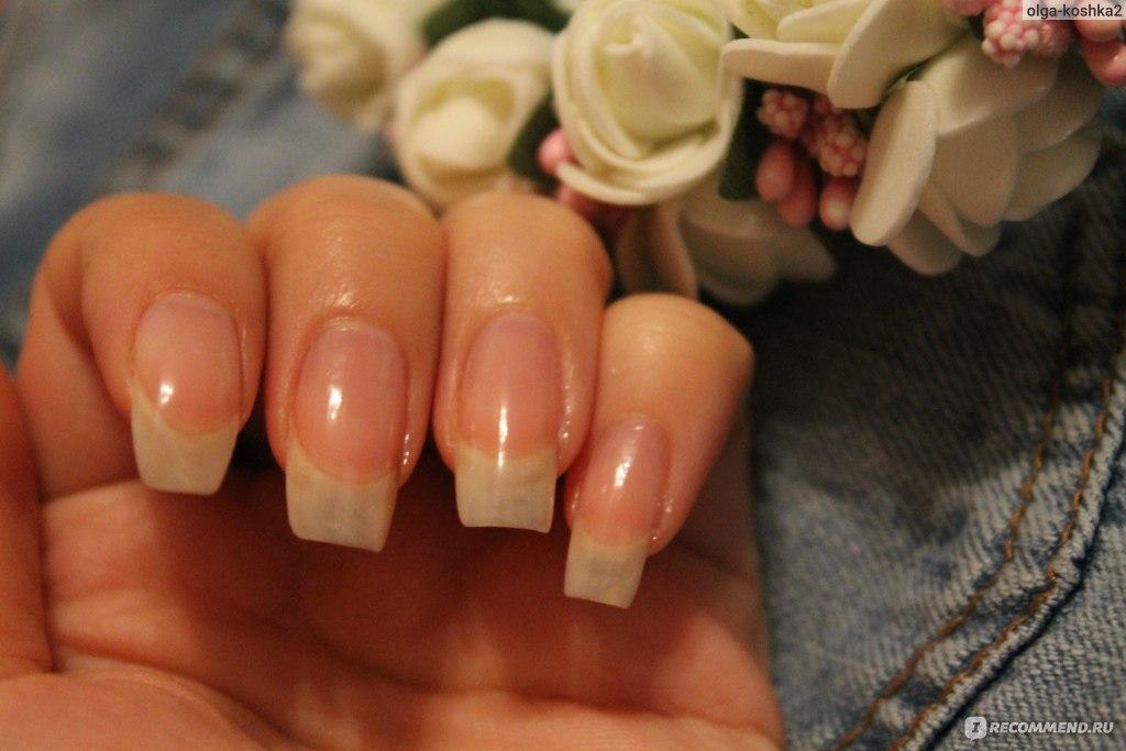 Как ногти сделать крепкими и длинными в домашних условиях