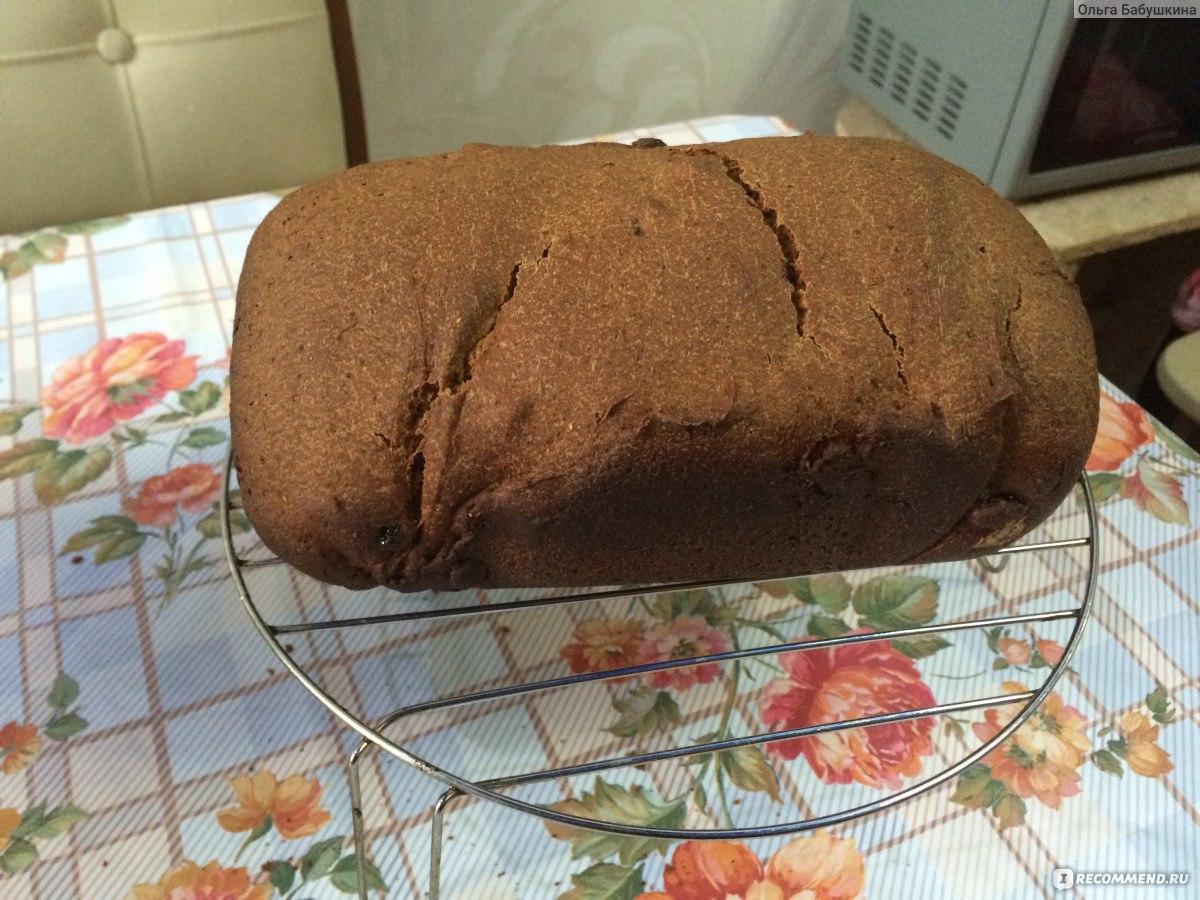 Пошаговый фото рецепт домашнего хлеба