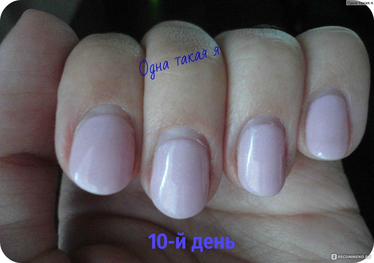 Почему ногти трескаются под гель лаком