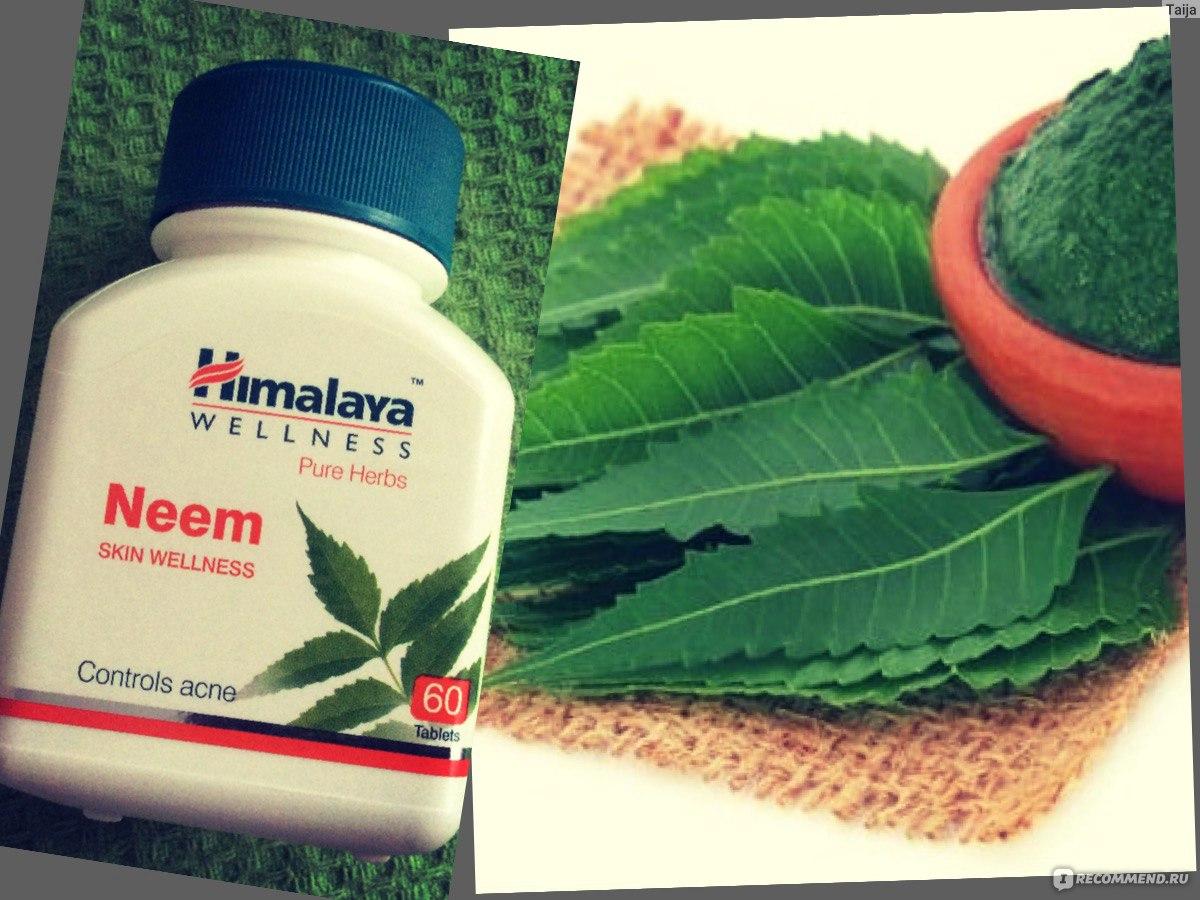 Himalaya neem skin wellness инструкция по применению.