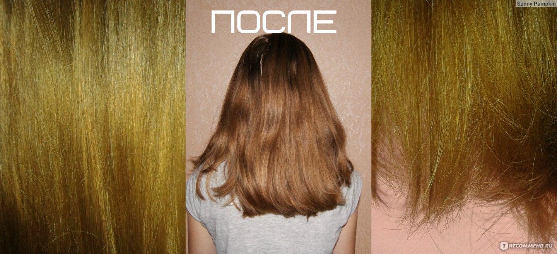 Чем и как осветлить кончики волос в  360