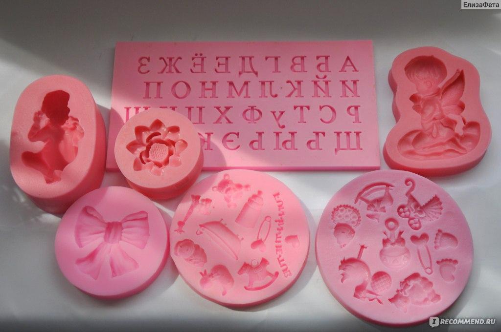 фигурки из мастики в силиконовых молдах пошаговое с фото