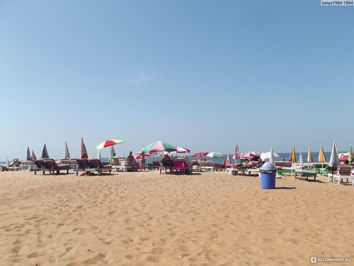Гоа кандолим фото пляжа