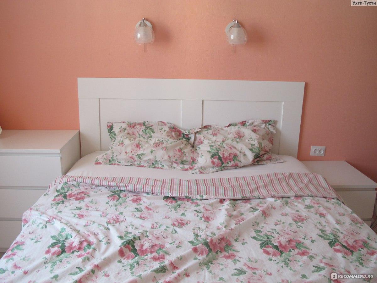 Розы в постель фото
