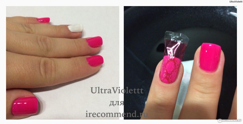 Как сделать слайдер дизайн для ногтей на гель лак фото