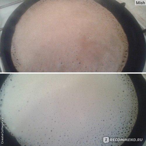 сколько минут жарить молоку: